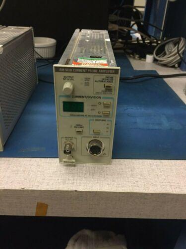 Tektronix AM503B Digital Current Probe Amplifier for TM500