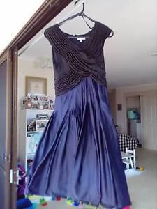 Dress- black/ navy blue Mooloolaba Maroochydore Area Preview
