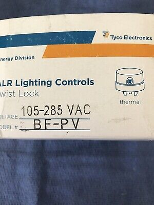 New Lot Of 2 Alr Lighting Controls Bf-pv
