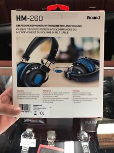 HM 260 Stereo Headphone