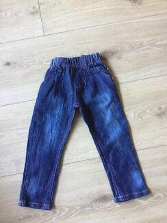 Brand new free free girls denim jeans