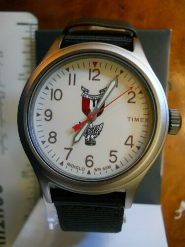 BOY SCOUTS OF AMERICA/TIMEX EAGLE SCOUT WATCH WITH INDIGLO #648904 (NEW IN BOX)