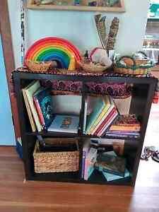 Cube Shelf / Book Shelf Mullumbimby Byron Area Preview
