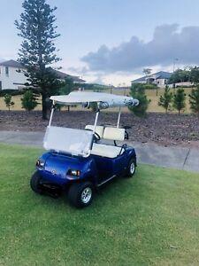 2005 Yamaha golf cart buggy 2 seater
