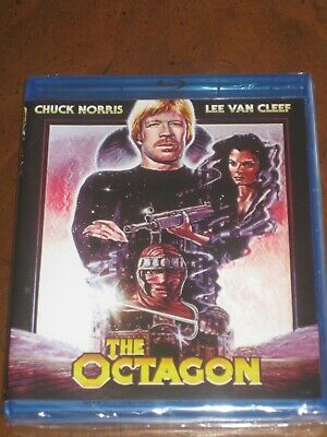 THE OCTAGON (1980) (Blu-Ray) SCORPION - CHUCK NORRIS, LEE