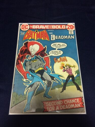 DC The Brave and the Bold #104 1972