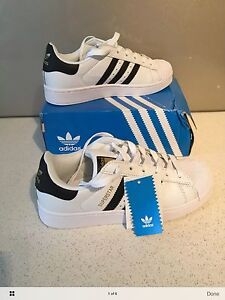 ADIDAS SUPERSTARS BRAND NEW Hampton Park Casey Area Preview