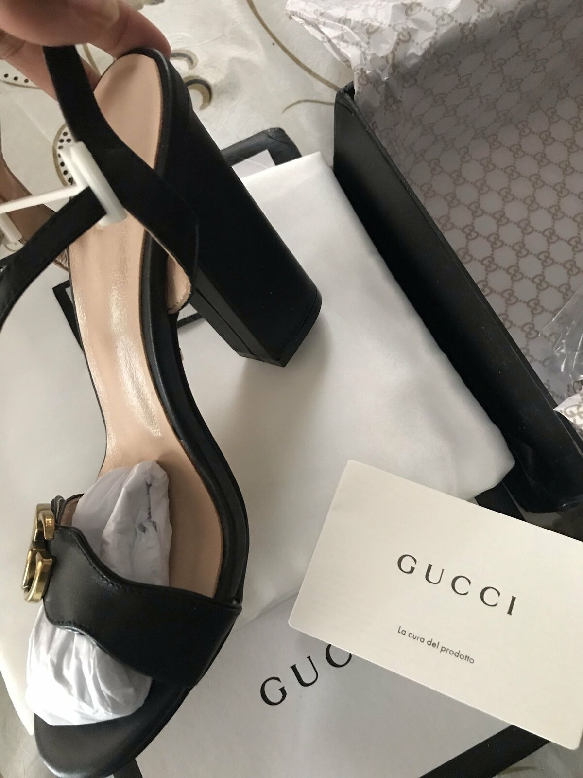 2018 shoes gucci leather sandals