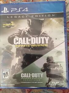 Infinite Warfare Legacy Edition