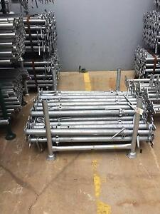 Steel Galvanized Acrow Props for sale! Email:  Dandenong South Greater Dandenong Preview