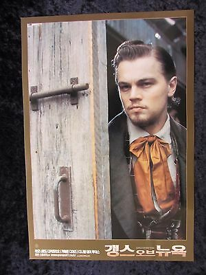 Gangs Of New York  lobby card # 2 - Leonardo Dicaprio