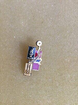 Atlanta Olympics 1996, Norway's Team Federation Olympic Pin For Weightlifting Atlanta 1996 Olympics Pin