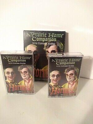 Halloween Short Stories Audio (Horrors! A Prairie Home Companion Garrison Keillor Halloween Audio Cassettes)