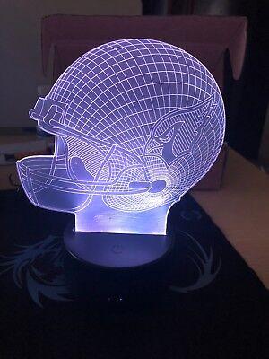 Arizona Led Sign - Arizona Cardinals NFL Football Light Up 3D Illusion LED Lamp Sign US Shipper