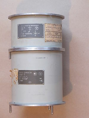 P597 Capacitor Standard Capacitance 1pf-10mkf Analog General Radiogenrad Iet