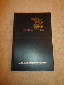 River-Rules-1971-American-Bureau-of-Shipping-Building-Classing-Steel-Vessels