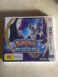 3DS game: Pokémon Moon Edensor Park Fairfield Area Preview