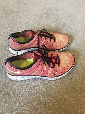 nike free 5.0 Rare Colourway Knit Version Size 8