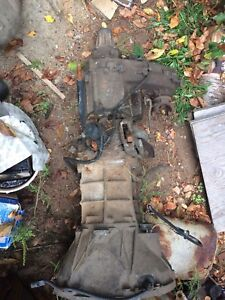 Ax15 transmission and other parts