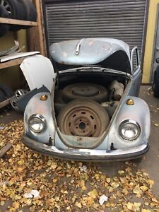 1968&1972 VW Beetles for sale