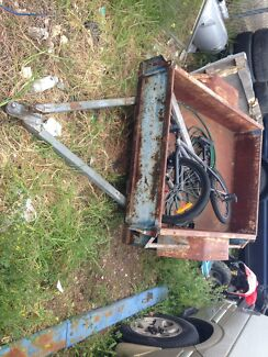 Cheap trailer  priced to sell !! Altona North Hobsons Bay Area Preview
