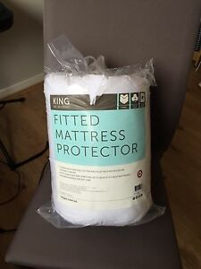 Fitted Mattress Protector Quakers Hill Blacktown Area Preview