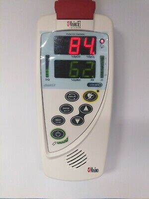 Masimo Rad-57 V2 Pulse Oximeter Configurated With Spmet And Spco Parameters