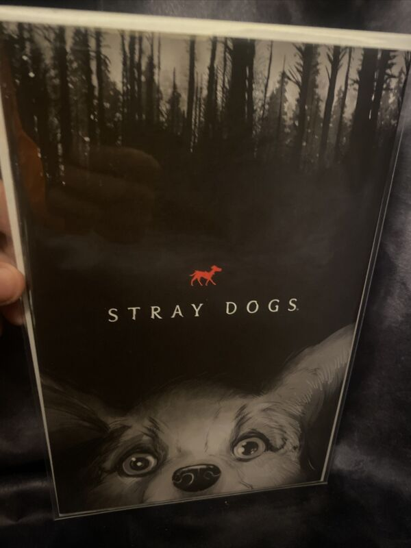 Stray Dogs 1 Variant Cover Blair Witch Project Hive Exlusive limited 500