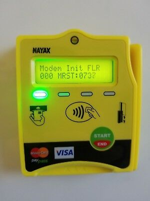 Brand New Nayax Vending Machine Credit Card Reader With Chip Reader