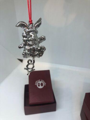 Arthur Court 2009 Bunny Ornament