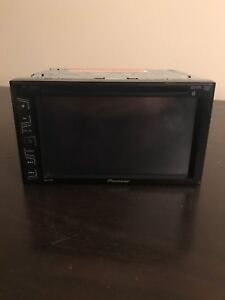 Pioneer Bluetooth double din stereo