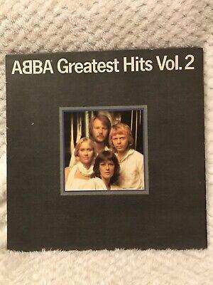 ABBA - Greatest Hits Vol. 2 - Original 1979 LP Record Album - Dancing Queen