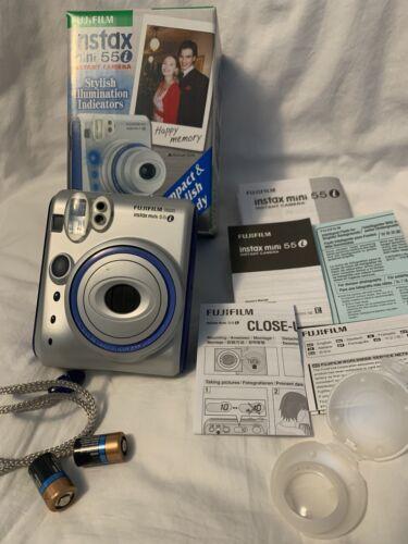 Fujifilm Instax Mini 55 Instant Film Camera Preowned - $20.00