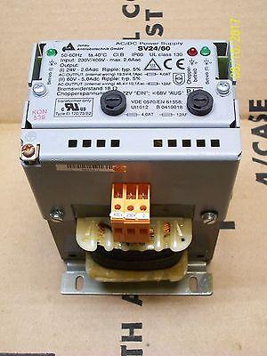 Jenaer Antriobstechnik Acdc Power Supply 230460v Sv2460