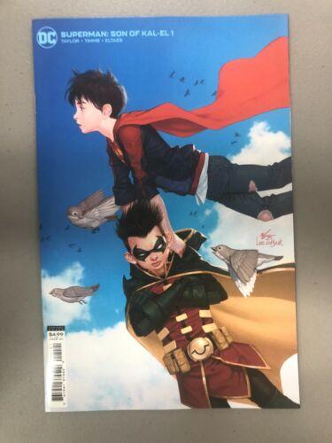 SUPERMAN SON OF KAL-EL #1 INHYUK LEE Variant DC Comics 2021