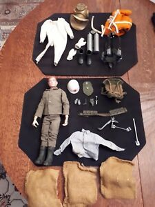 1964 Vintage GI Joe Doll and Accessories
