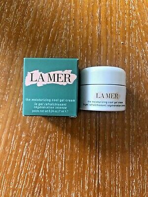 La Mer The Moisturizing Cool Gel Cream .24oz/7ml Great size! Brand new with box! Moisturising Gel Cream
