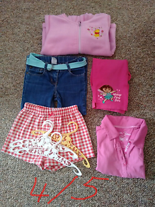 Girls clothes 4/5 Oakey Toowoomba Surrounds Preview