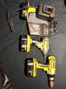 2 drills and other accessories make an offer !