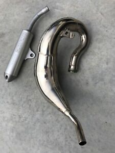 Genuine KTM 65SX 2017 Exhaust Pipe and Silencer Bundle Lot Sutherland Sutherland Area Preview