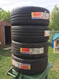p215/40/18 inch Michelin Pilot Super Sport Tires / GOOD DEAL