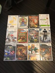 Wii + GameCube games CHEAP (see description for prices