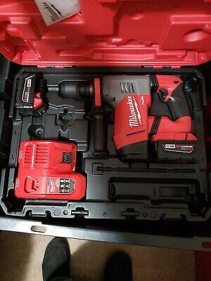 Milwaukee M18 Fuel 1-18 Sds Plus Rotary Hammer Kit