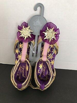 Disney Store Repunzel Custume Shoes Size 7-8](Repunzel Costume)