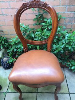 Leather chairs Double Bay Eastern Suburbs Preview
