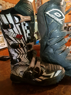 Oneal motorcross boots Taree Greater Taree Area Preview