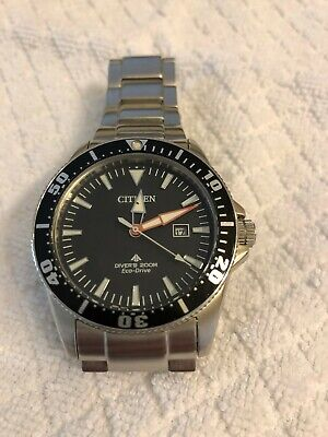 Very Clean Citizen Promaster Eco-Drive dive watch