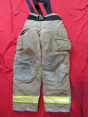 Mfg. 2013 Globe Gxtreme 36 X 32 Firefighter Turnout Bunker Pants Fire Rescue