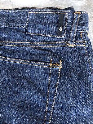 Mens Quicksilver 40X32 Denim Jeans