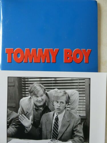 TOMMY BOY press kit CHRIS FARLEY DAVID SPADE BO DEREK  10 8 X 10 photos